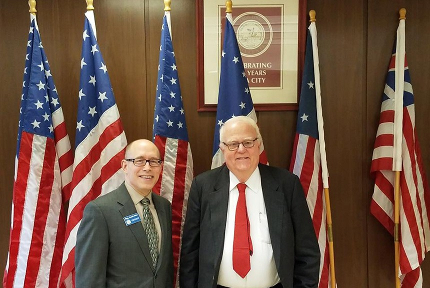 Scott Allen and Jim Sensenbrenner